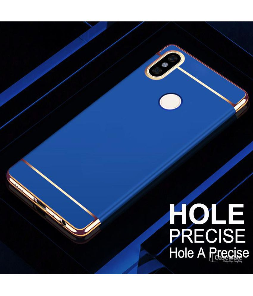 save off fe02f 357cd Xiaomi Redmi Note 5 Pro Charging Case Ipaky - Blue