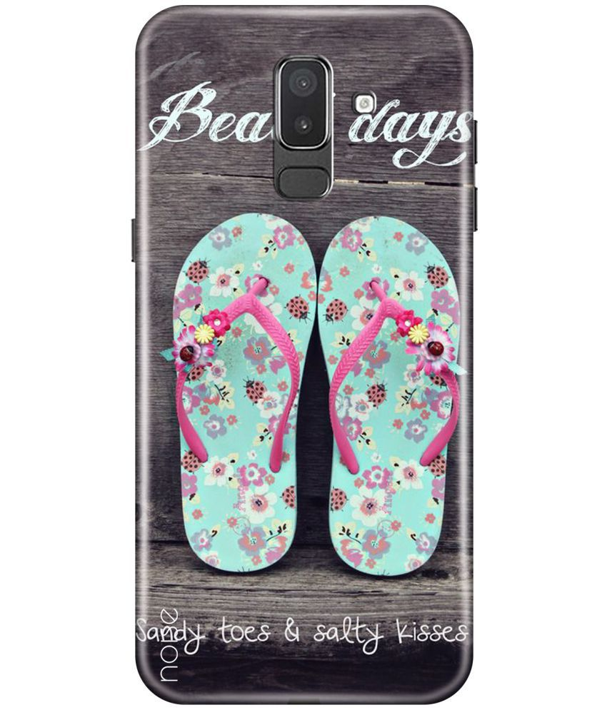 Samsung Galaxy J8 2018 Printed Cover By Noise