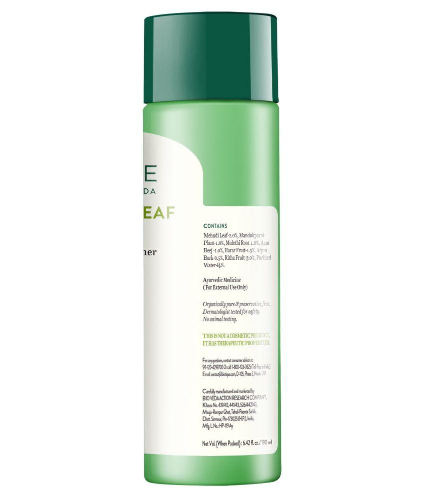 Biotique Bio Henna Leaf Shampoo Conditioner 190 Ml Fresh