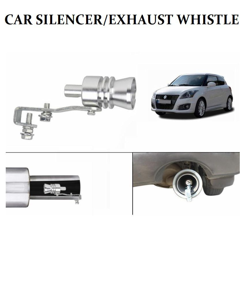Turbo Sound Car Silencer Whistle For Passenger Cars Only - Single