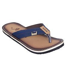Altek brown Thong Flip Flop
