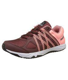 Reebok Brown Running Shoes