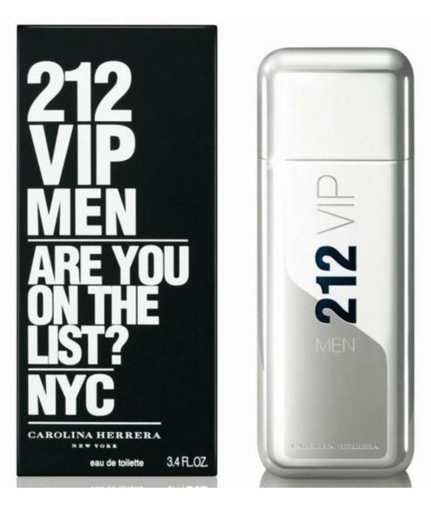 2422352209ec1 Carolina Perfume 212 Vip Men Edt 100Ml  Buy Online at Best Prices in India  - Snapdeal