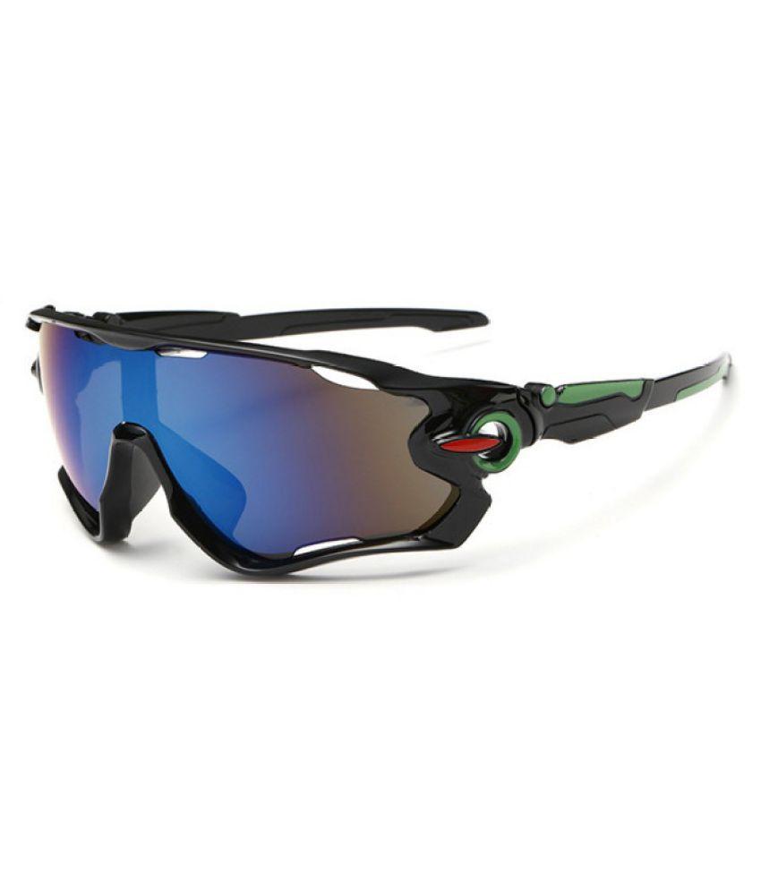 ZXG Black Aviator Sunglasses ( Men Women Fashion Outdoor Sports Polarization Uv  )