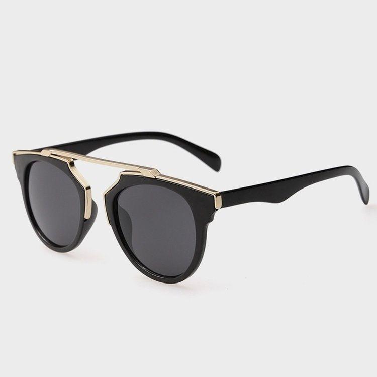 ZXG Black Aviator Sunglasses ( Plastic Gentlemen Girls Multi sunlight Wonderful  )