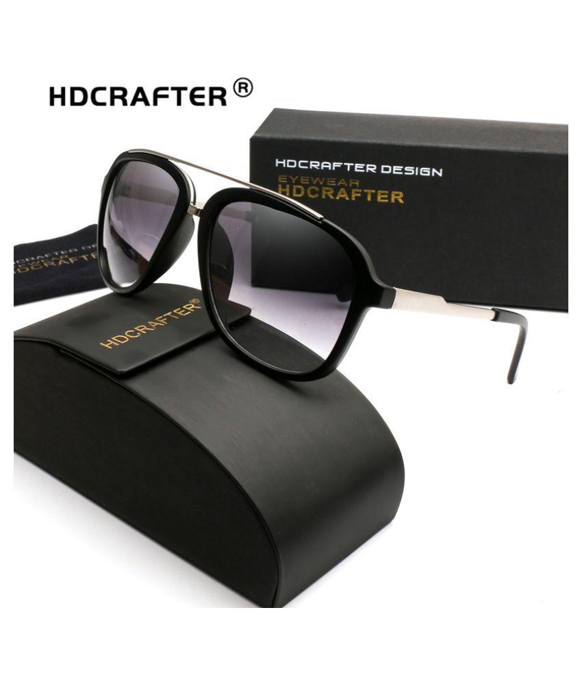 ZXG Multicolor Aviator Sunglasses ( 2018 New Brand Designer Sunglasses Square Frame W )