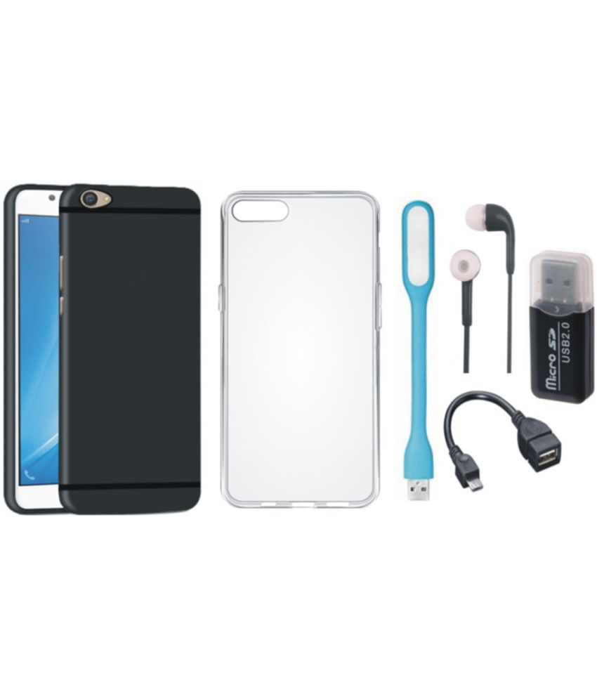 Oppo A37F Cover Combo by Matrix