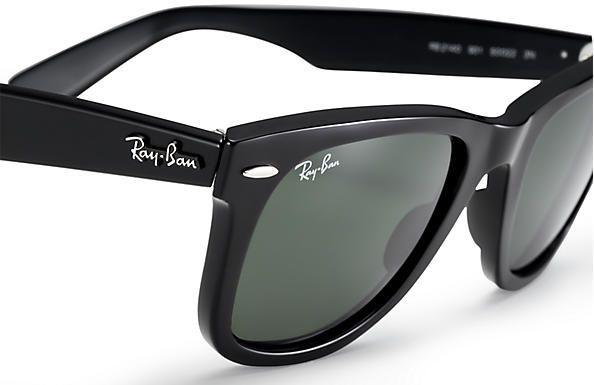 Destiny Fashion Black Wayfarer Sunglasses ( RB681 ) - Buy