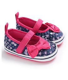 BABY GIRL SOFT SOLE PRINCESS SHOES
