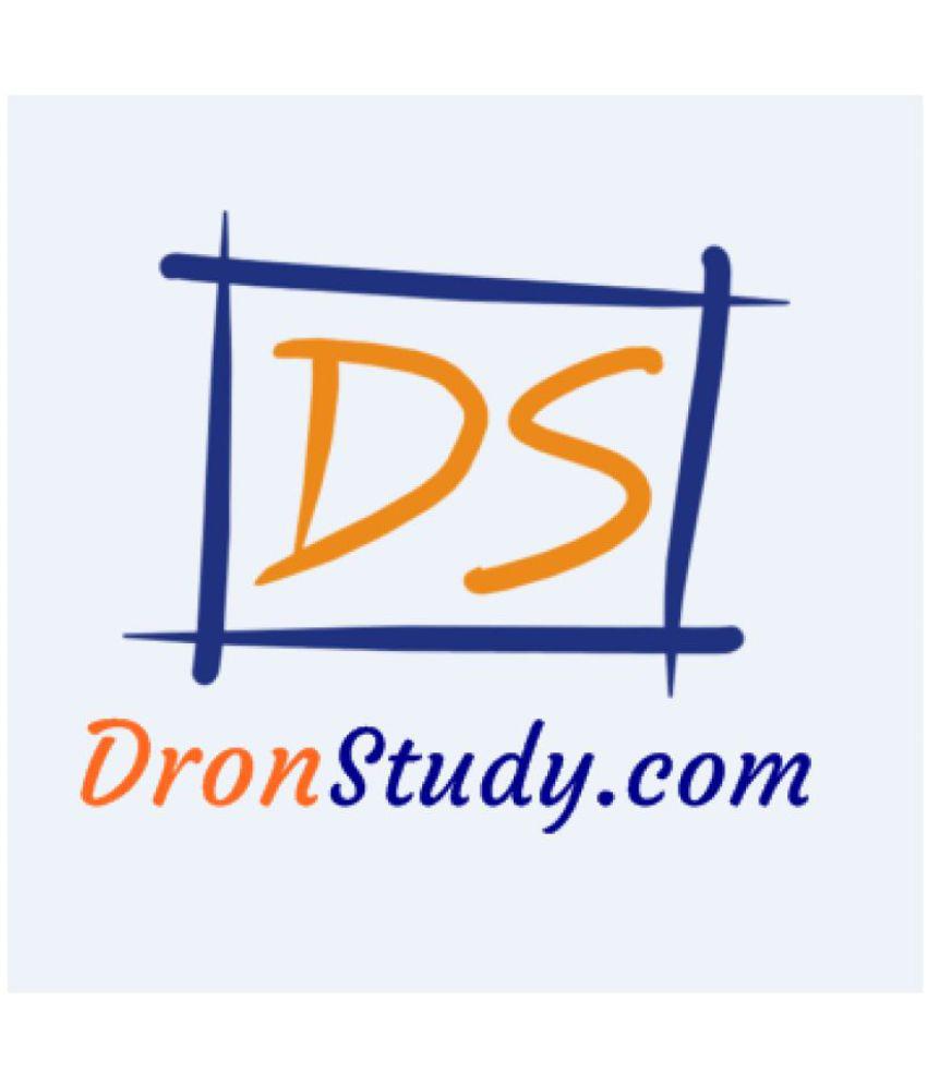 Dron Study Class 9 Maths - SA1 & SA2 Video Lectures Pen Drive
