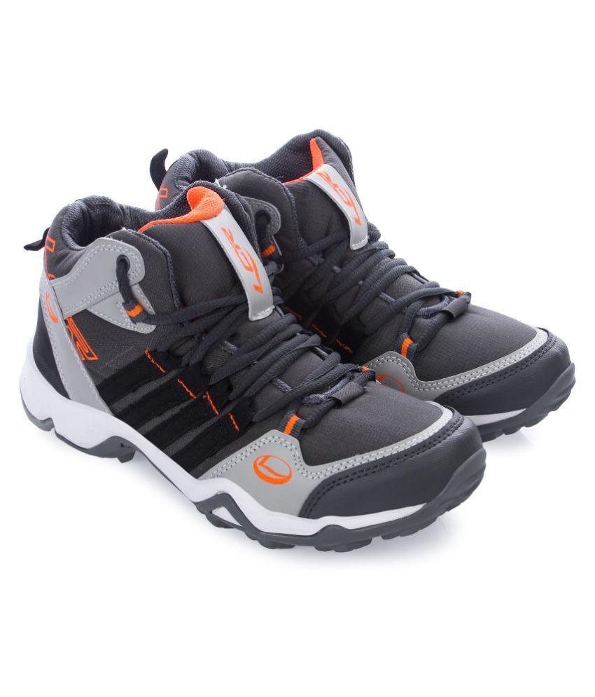 promo code 3e509 c4287 Lancer Gray Running Shoes