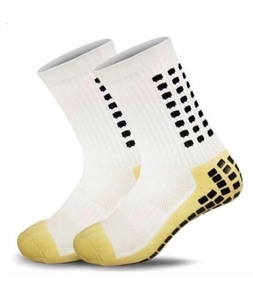 75668b4990bd Trusox Tocksox Style Anti Slip Football Soccer Sports Socks Adults Uni Mens  ...