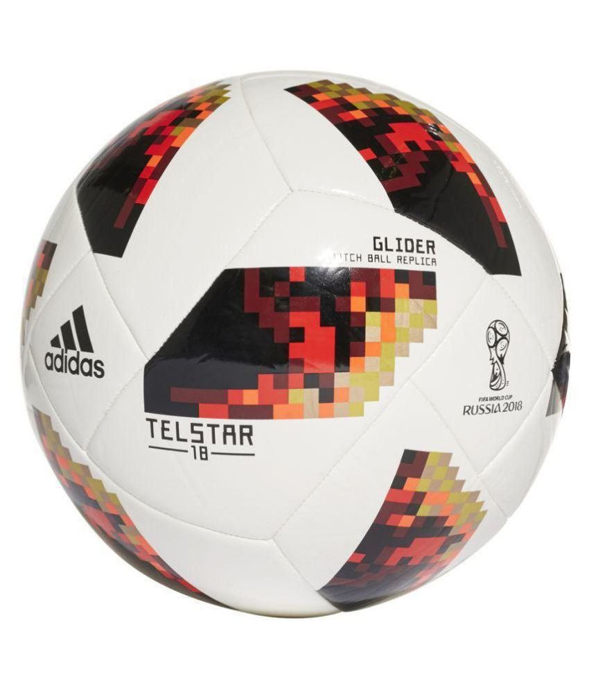 7a909bfc8 Adidas FIFA Telstar 18 World Cup Football / Ball (Size-5): Buy Online at  Best Price on Snapdeal