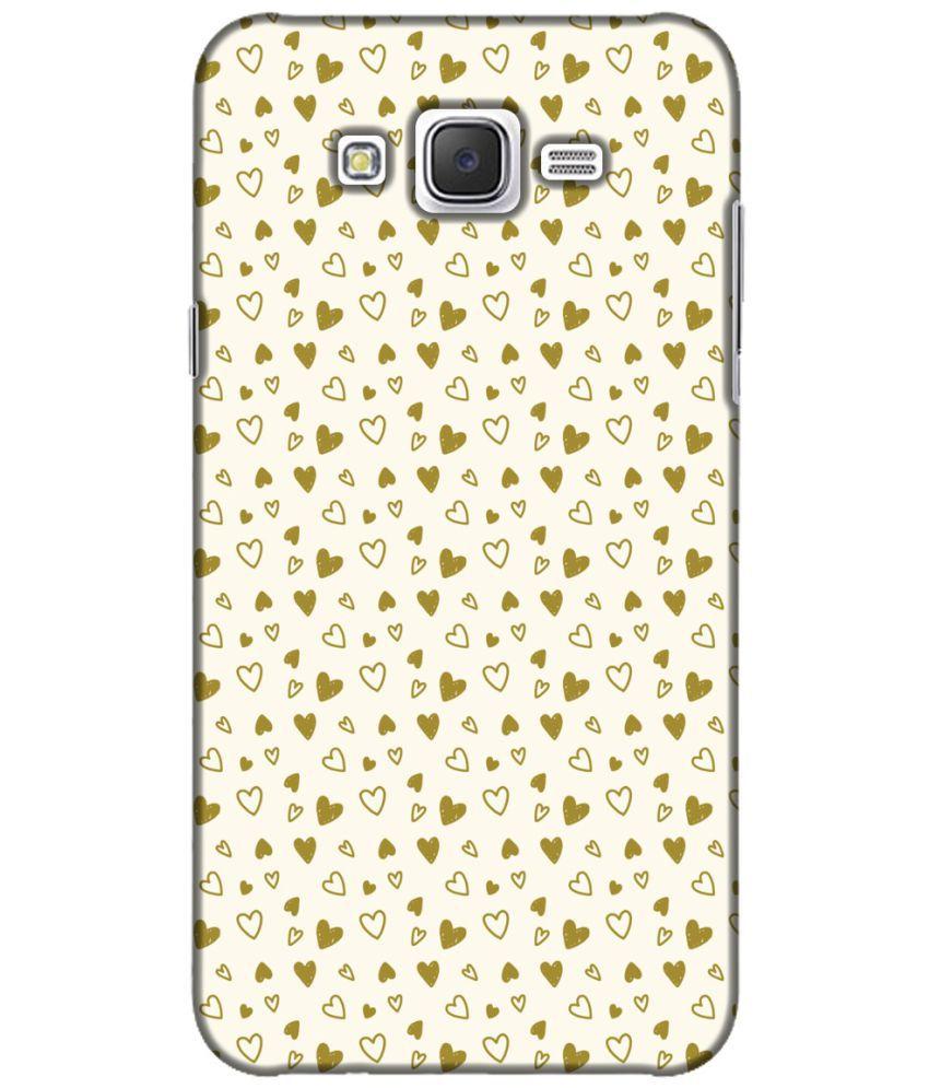 Samsung Galaxy J7 3D Back Covers By Printland