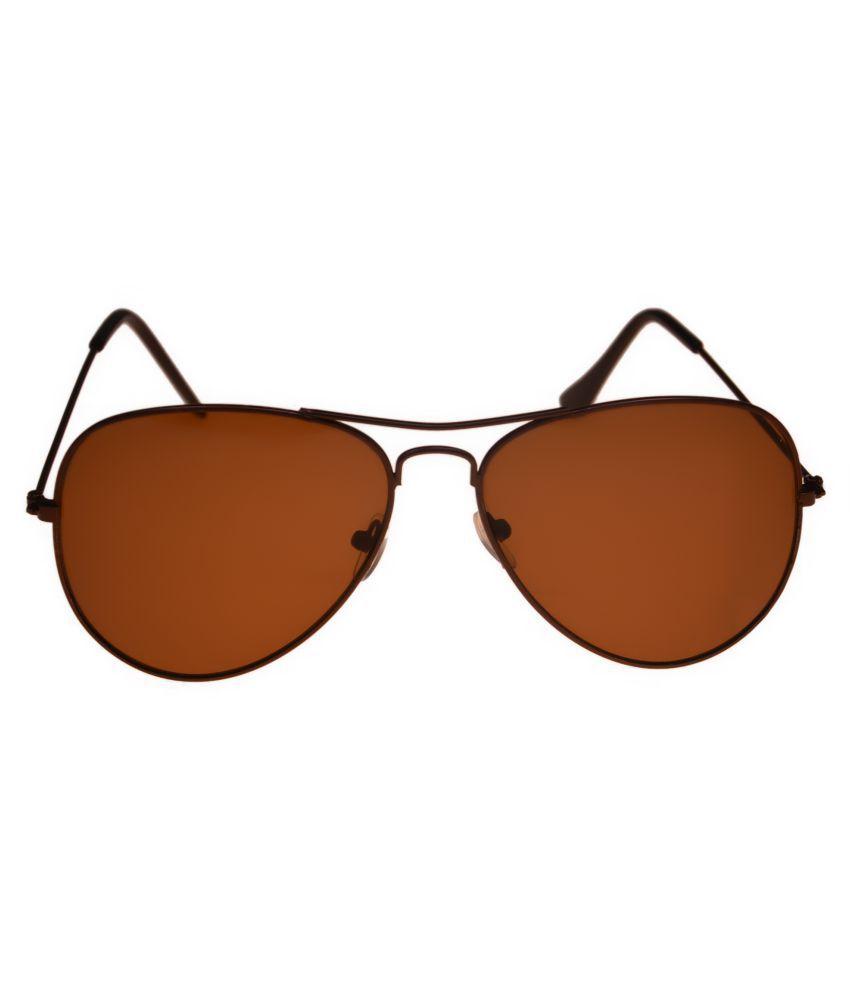 Tashan Maroon Pilot Sunglasses ( Pilot-14 )