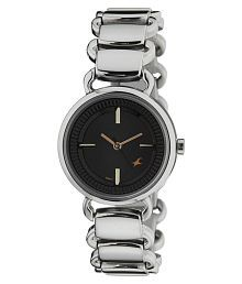 Speed Time Analog Black Dial Women's Watch