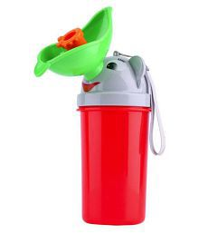 Shoppingtadka Red Plastic Potty Accessories