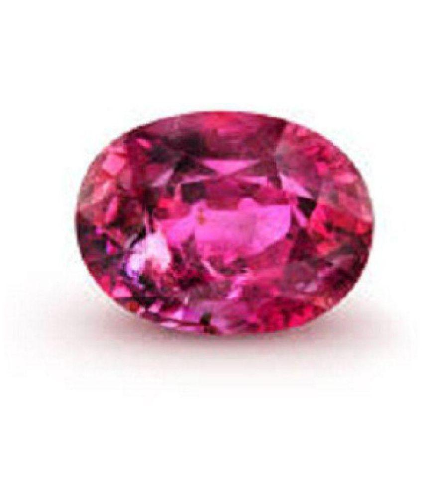 The Gallery 6 -Ratti IGL&I Pink Ruby Precious Gemstone