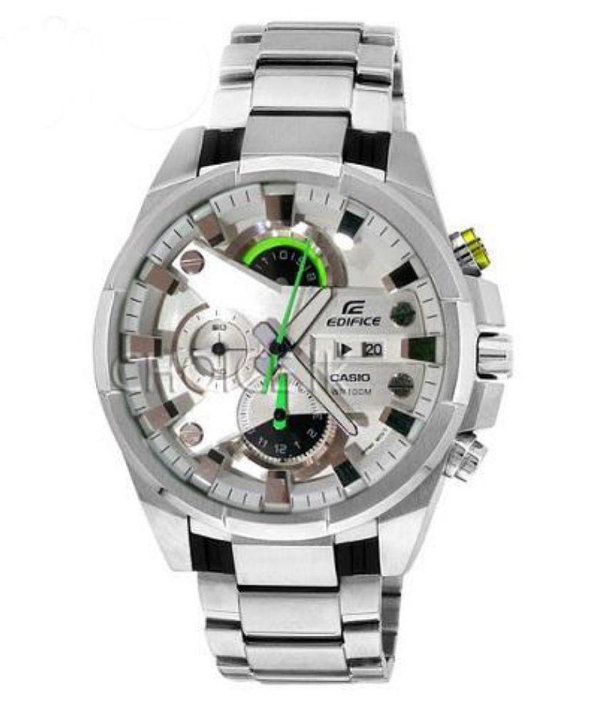 9c4bec209146 Casio Edifice 5276 EFR-540 Men s Watch Stainless Steel Chronograph - Buy Casio  Edifice 5276 EFR-540 Men s Watch Stainless Steel Chronograph Online at Best  ...