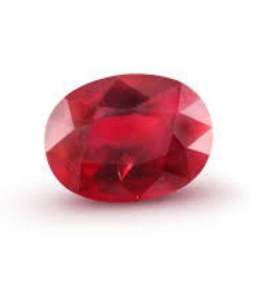 The Gallery 6.25 -Ratti IGL&I Pink Ruby Precious Gemstone