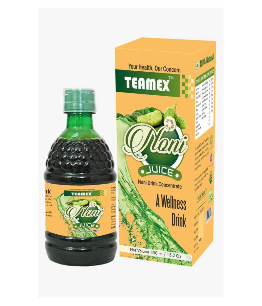teamex Noni juice concentrate Energy Drink for All 450 ml