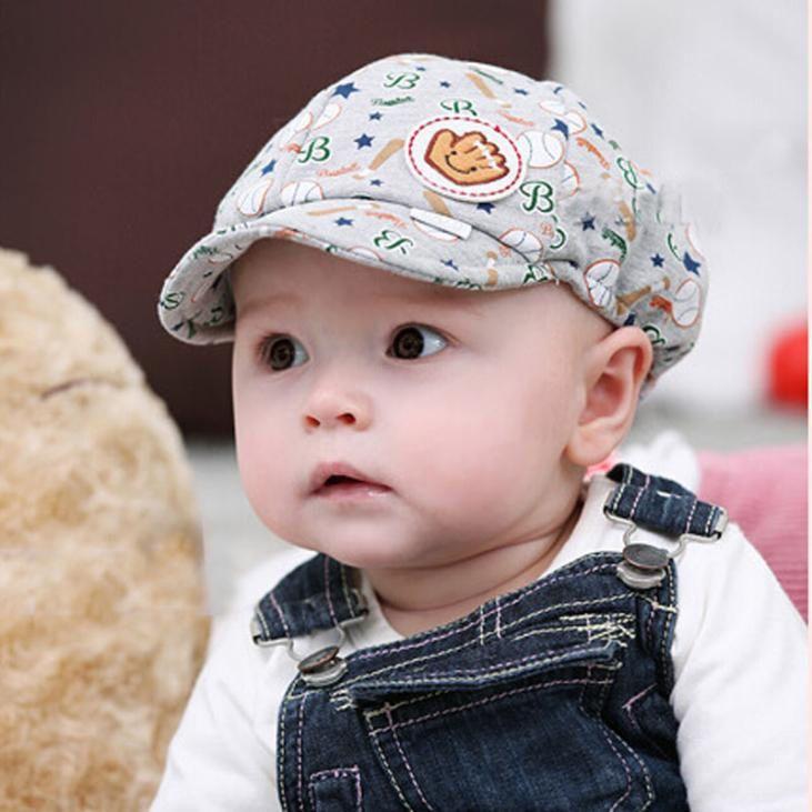 ... Baby Boy Girl Kid Toddler Infant Hat Peaked Baseball Beret Cap Factory  price 81185236105
