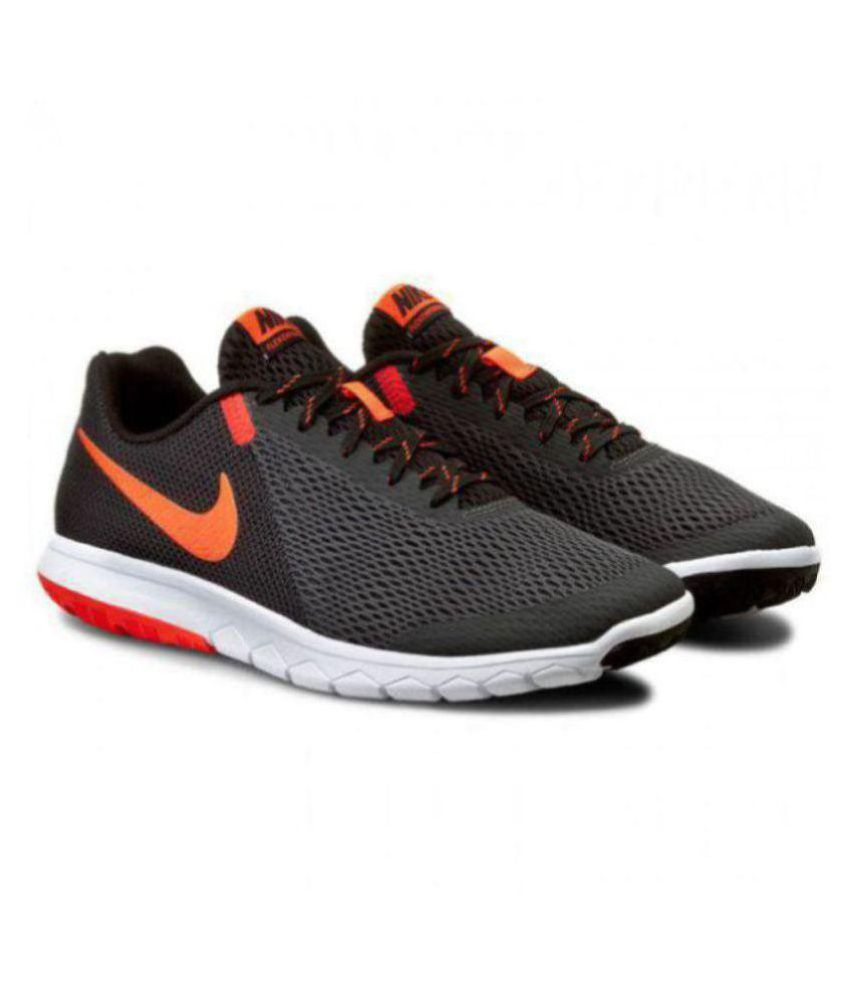 0b32524638bd8 Nike Flex Experience RN 5 Black Running Shoes - Buy Nike Flex Experience RN 5  Black Running Shoes Online at Best Prices in India on Snapdeal