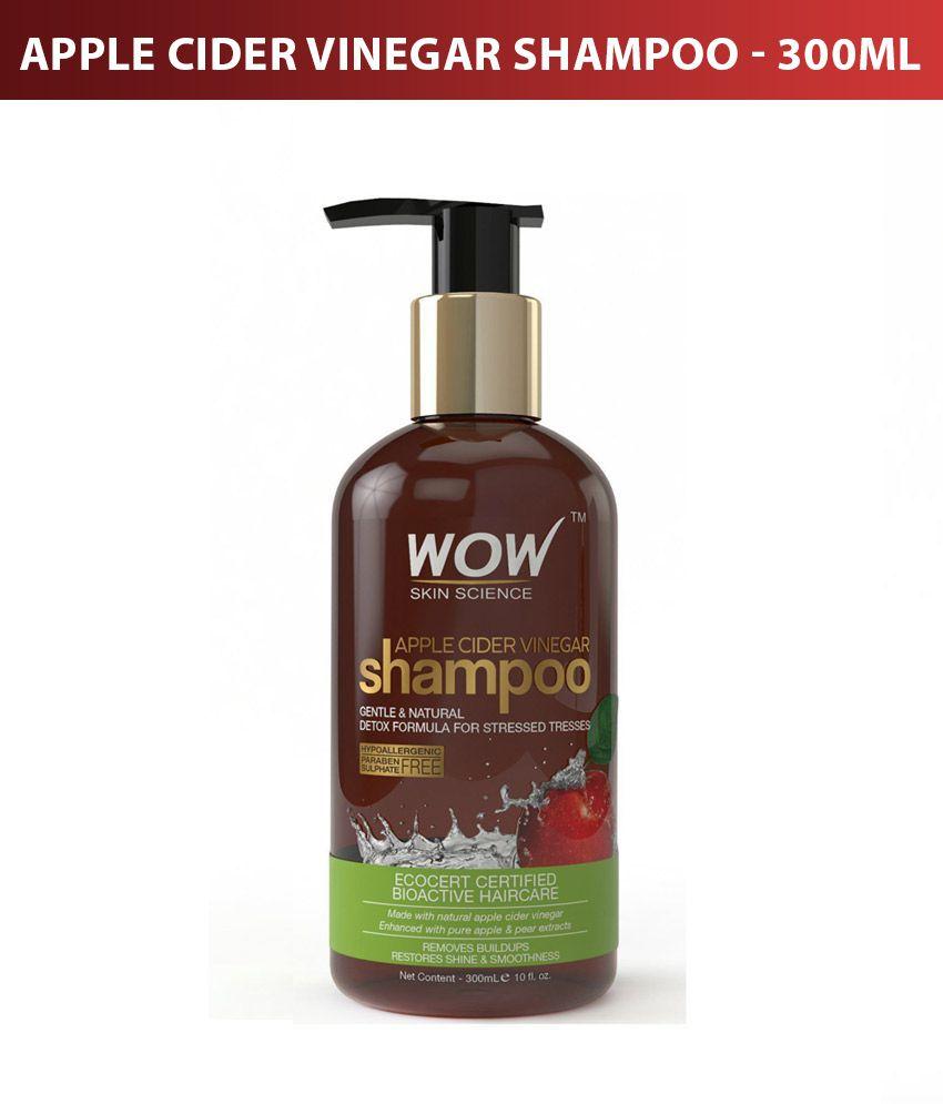 WOW Apple Cider Vinegar Shampoo 300 ml