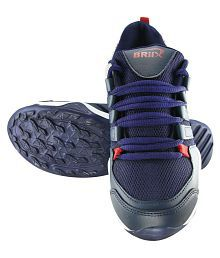briix Navy Running Shoes clearance recommend 6YF1cv