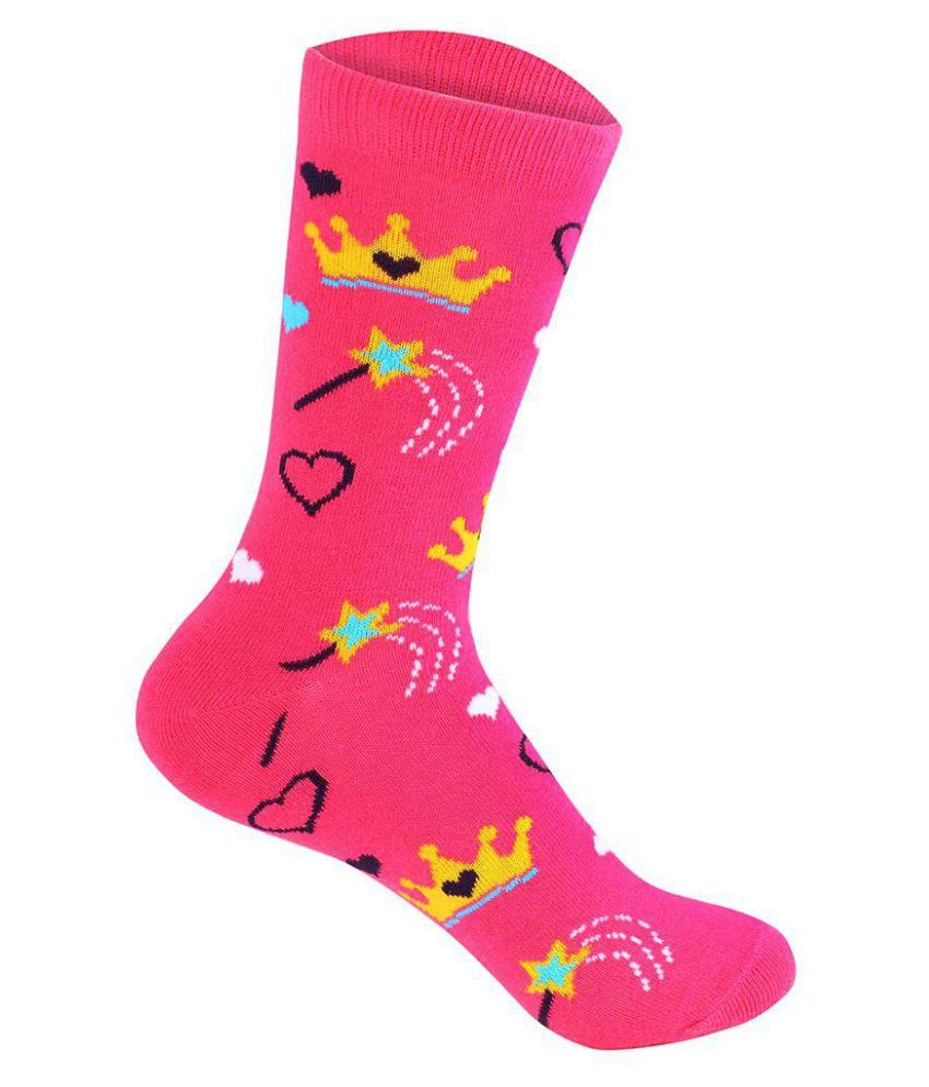 e9849437b Supersox Multicolor Cotton Full Length Socks - Pack Of 5  Buy Online ...