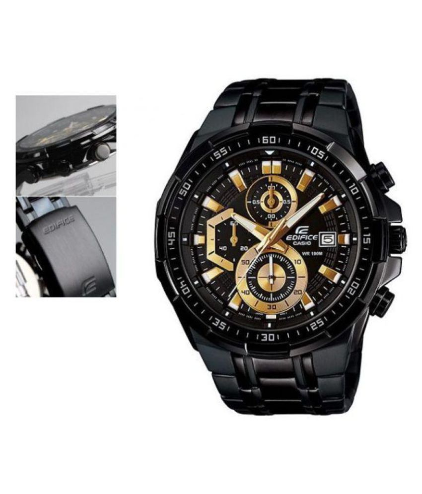 1a49be01d8ba Casio Edifice 5345 EFR-558 Stainless Steel Chronograph - Buy Casio ...
