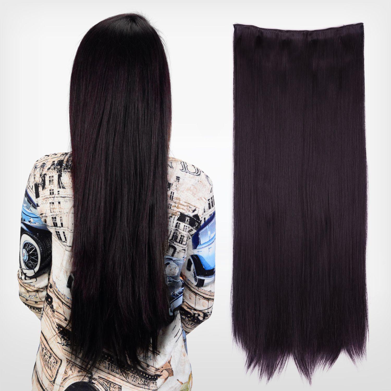 Woomaya Black Party Hair Extension Buy Online At Low Price In India