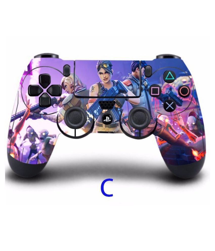 1 Pcs Game Fortnite Vinyl Stickers Decal Cover For