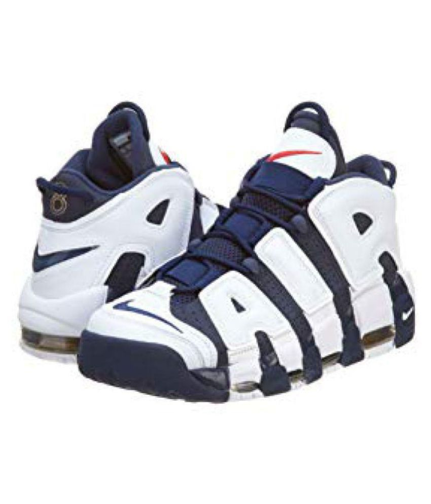 7188803dc10 Nike AIR UPTEMPO 96 Multi Color Basketball Shoes - Buy Nike AIR UPTEMPO 96  Multi Color Basketball Shoes Online at Best Prices in India on Snapdeal