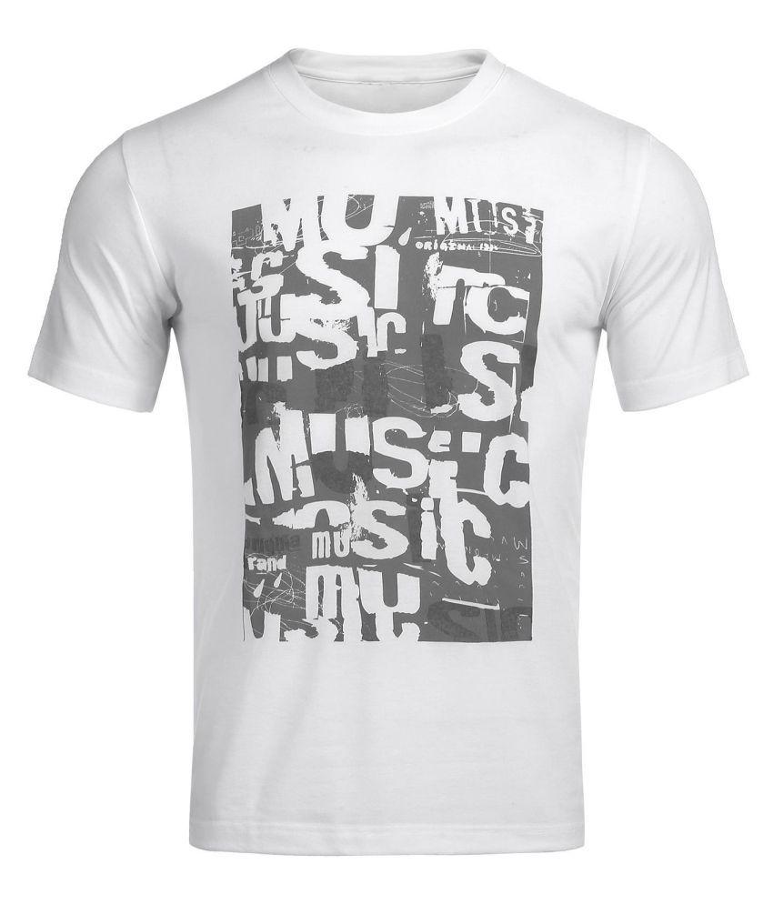 Generic Black Round T-Shirt