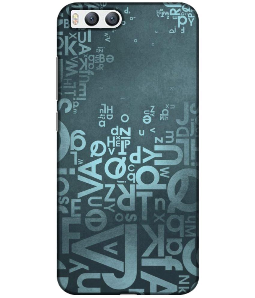 Mi 6 3D Back Covers By Printland