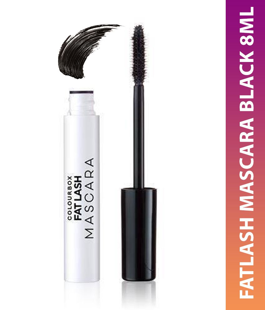 72833f9c0b8 Oriflame Colourbox FatLash Mascara Black 8 ml: Buy Oriflame Colourbox  FatLash Mascara Black 8 ml at Best Prices in India - Snapdeal