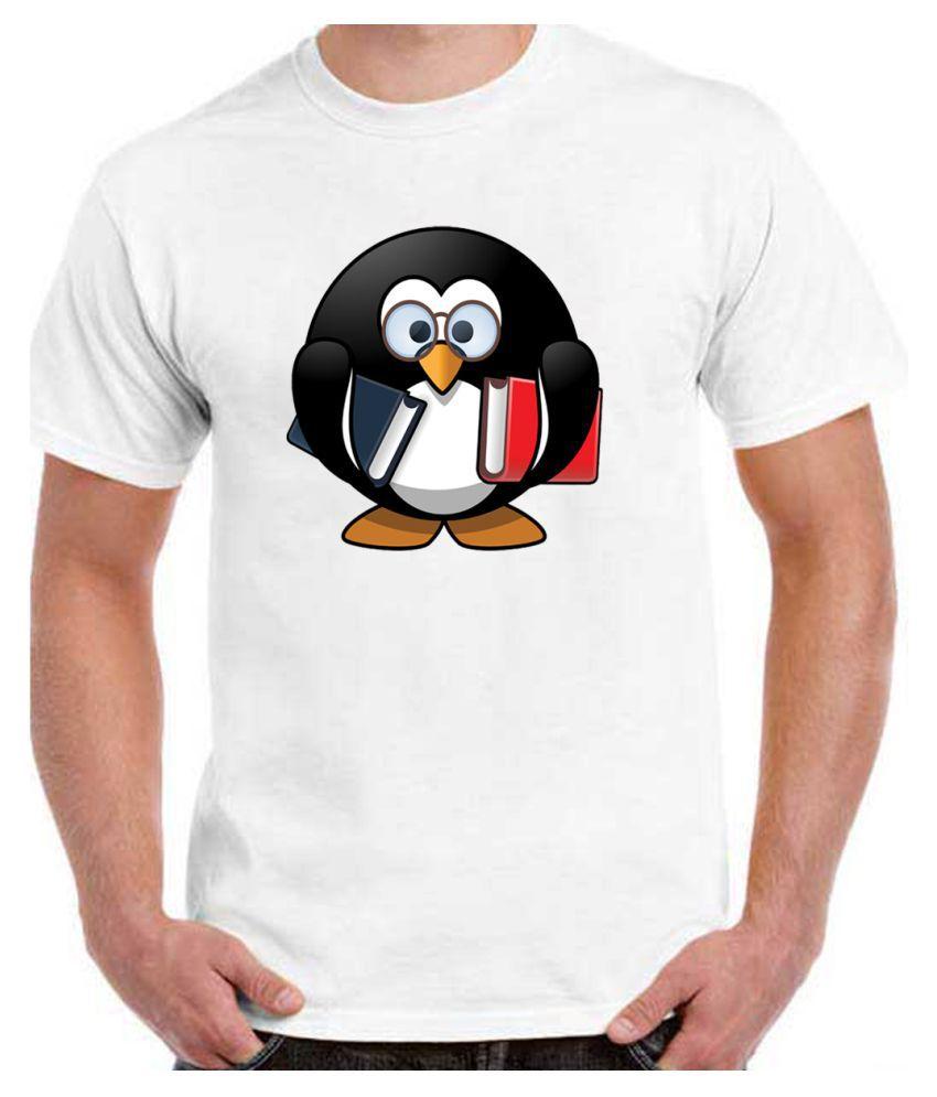 RITZEES White Dry-Fit Polyester Tshirt on Emoji