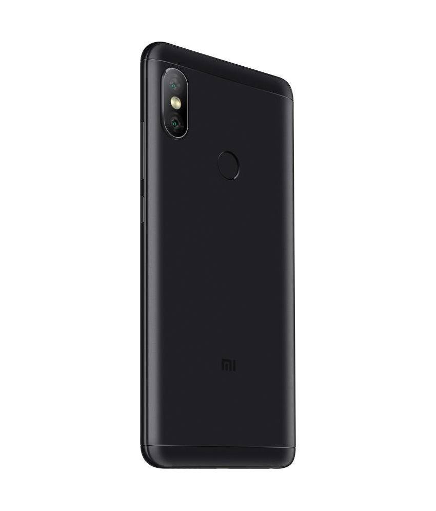 Redmi Note 5 Pro 4GB ( 64GB , 4 GB ) Black