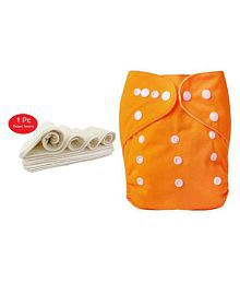 House of Quirk 1pc Adjustable Reusable Baby Washable Cloth Diaper Nappies