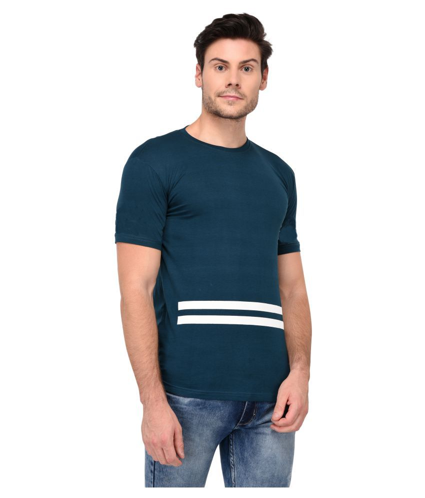 Trends Tower Green Round T-Shirt