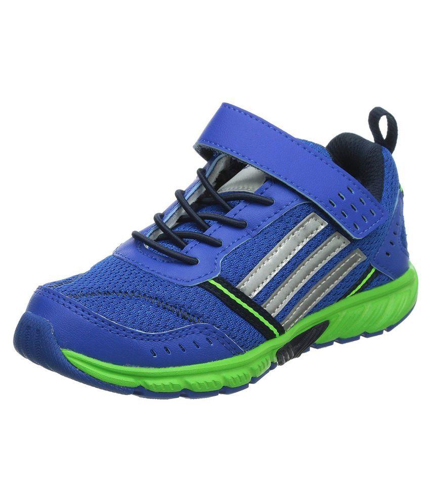 new york best shoes lowest discount ADIDAS M20404 ROYAL BLUE KIDS BOYS SHOES UK 4