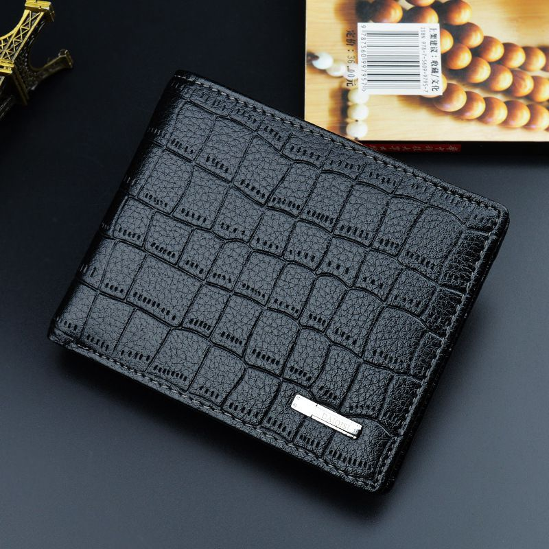 Kamalife Black Wallet