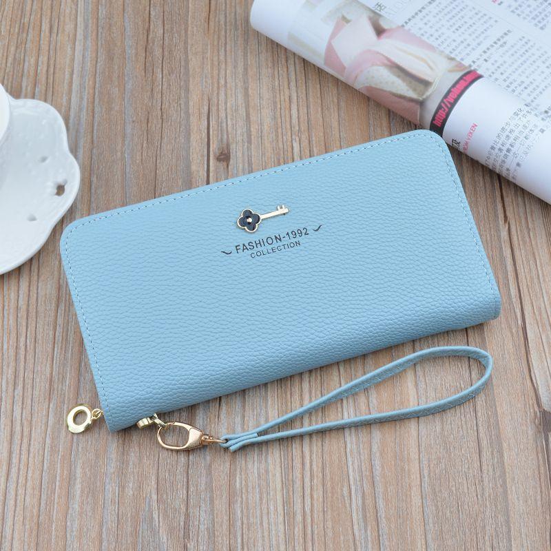 Kamalife Blue Wallet
