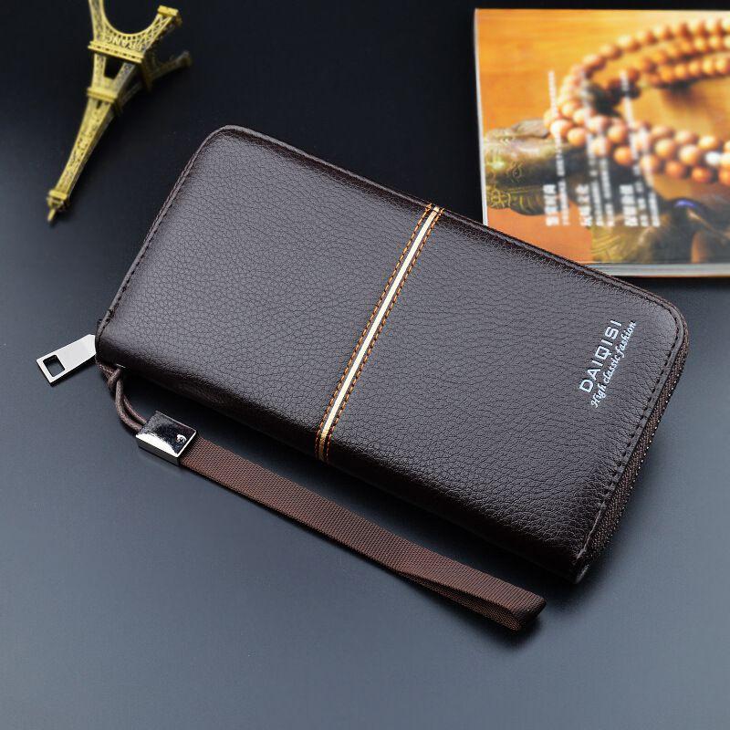 Kamalife Brown Wallet