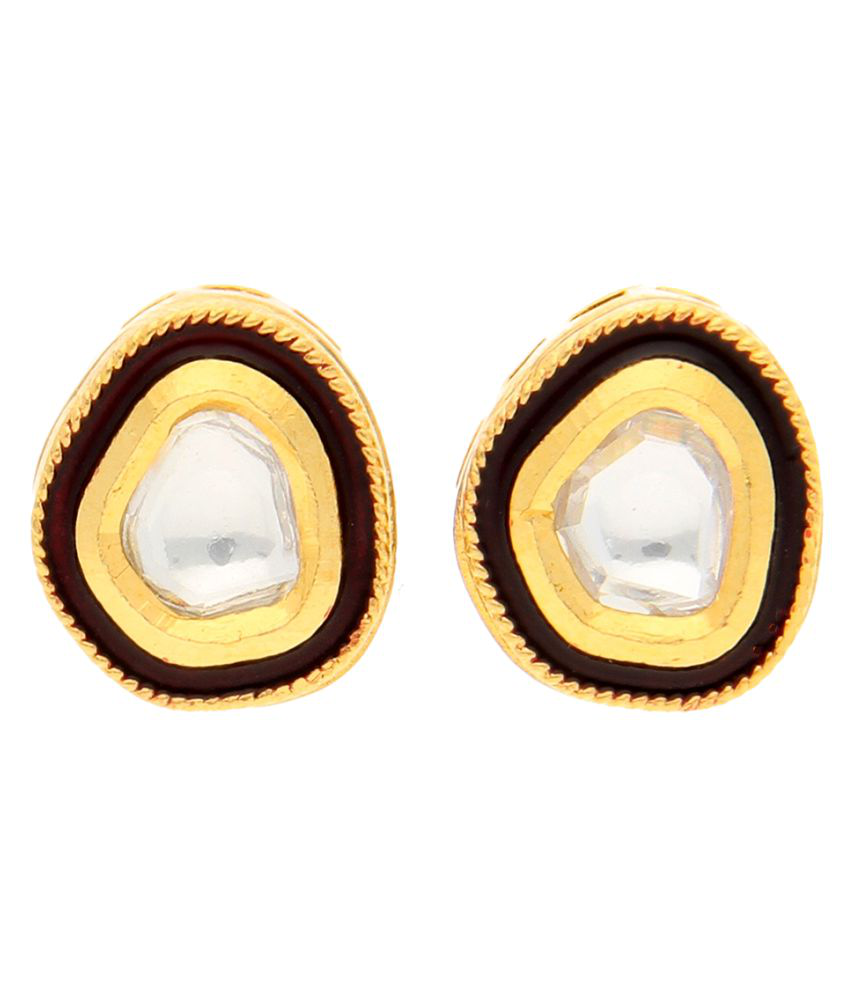 Aretha Jewels 92.5 Silver None Studs