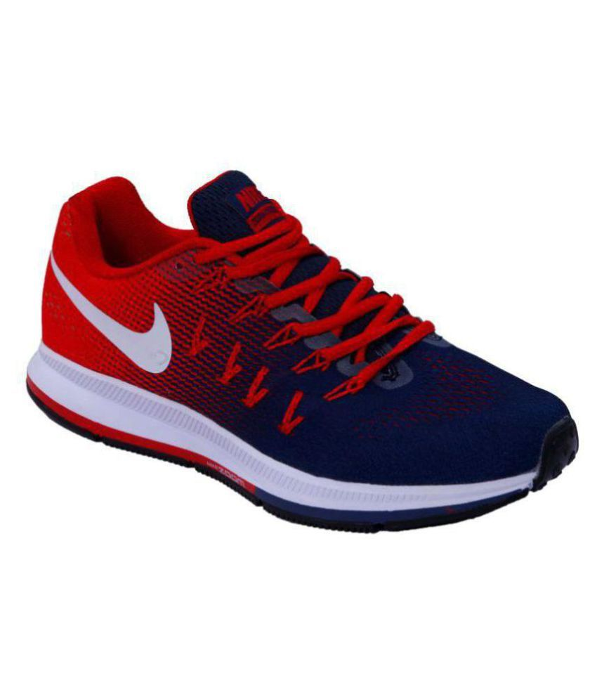 07bbc03831e4 Nike Air zoom 33 Pegasus Navy Training Shoes - Buy Nike Air zoom 33 Pegasus  Navy Training Shoes Online at Best Prices in India on Snapdeal