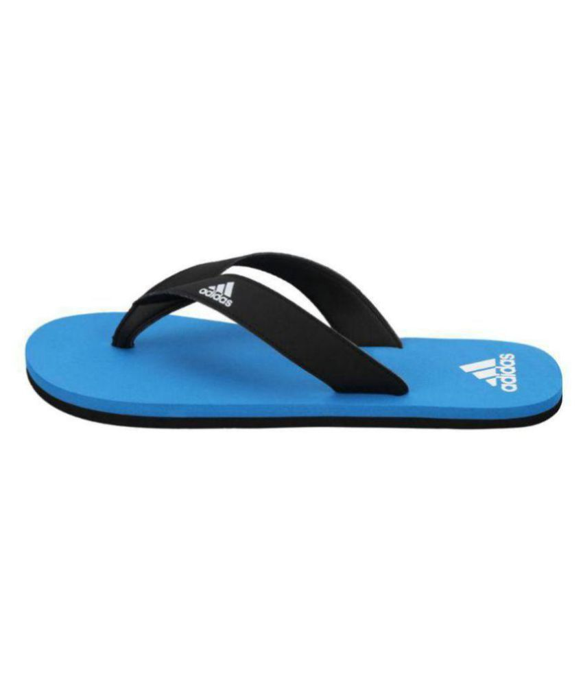 Adidas Eezay Blue Daily Slippers