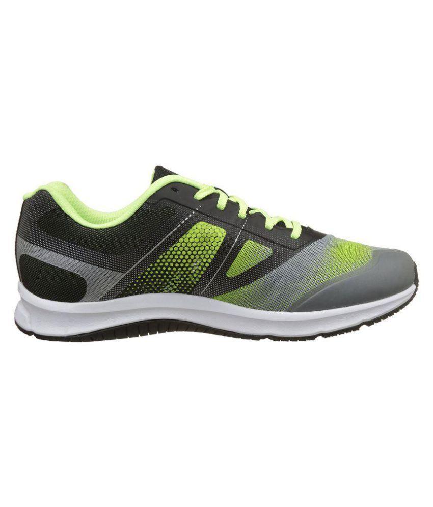 bddb7e878245 Reebok Men s Quick Win Running Shoes Green Running Shoes - Buy ...