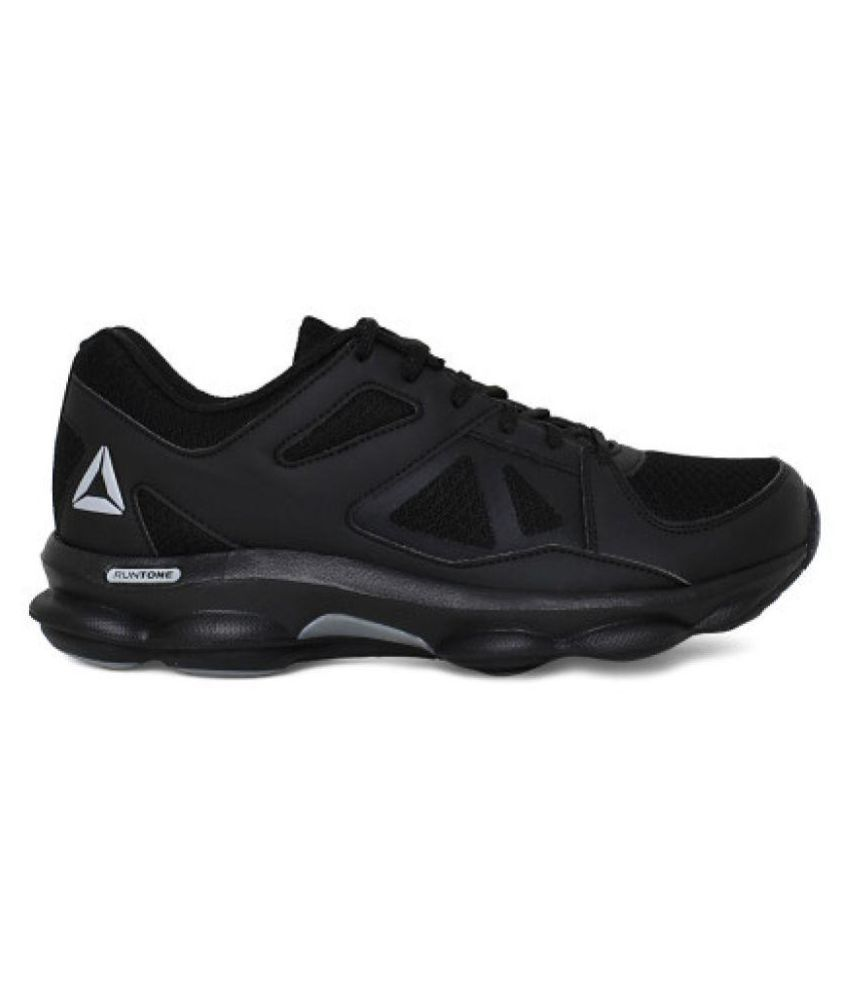 Reebok Runtone Doheny 2.0 Sports Shoes Black Running Shoes - Buy ... 46b50ca8c